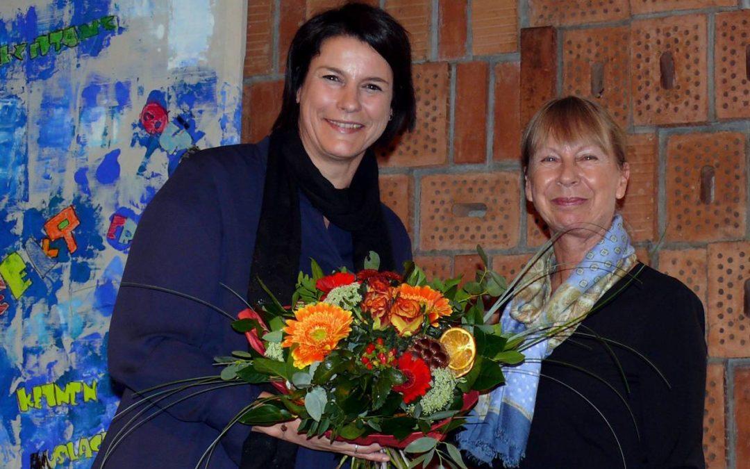 Amtseinsetzung Schulleiterin Frau Fix